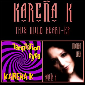 KARE+æA K - This Wild Heart EP artwork_600x600_72dpi