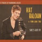 Kat Baloun (USA)