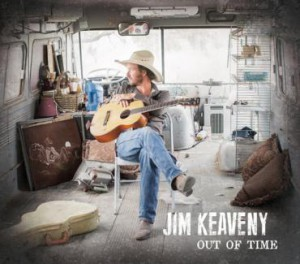 Jim Keaveny - 'Out Of Time' - cover (300dpi)